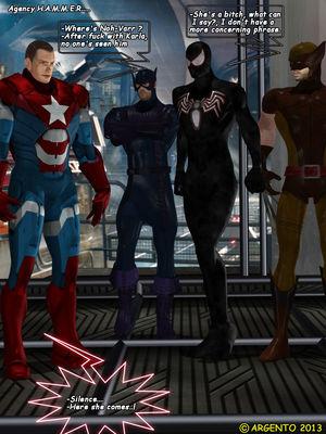 Pervs Psychopaths- Dark Avengers free Porn Comic sex 02