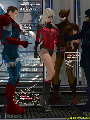 Pervs Psychopaths- Dark Avengers free Porn Comic sex 03