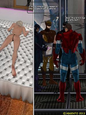 Pervs Psychopaths- Dark Avengers free Porn Comic sex 06