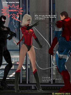 Pervs Psychopaths- Dark Avengers free Porn Comic sex 08