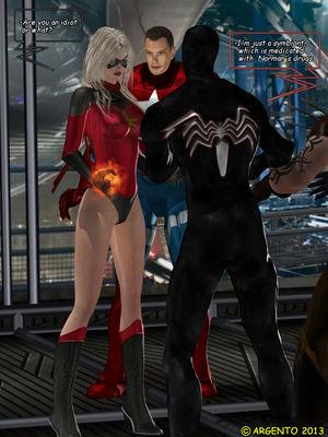 Pervs Psychopaths- Dark Avengers free Porn Comic sex 10