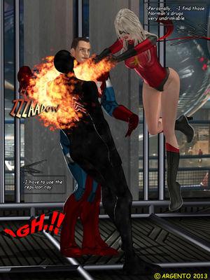 Pervs Psychopaths- Dark Avengers free Porn Comic sex 11