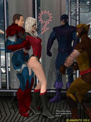 Pervs Psychopaths- Dark Avengers free Porn Comic sex 16