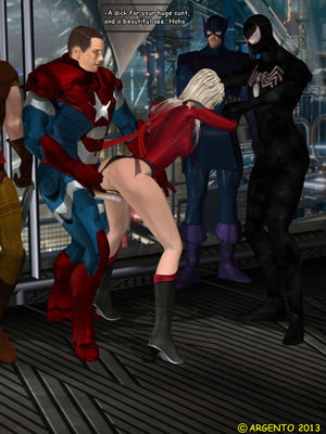 Pervs Psychopaths- Dark Avengers free Porn Comic sex 17