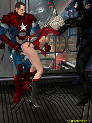 Pervs Psychopaths- Dark Avengers free Porn Comic sex 18