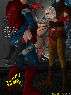 Pervs Psychopaths- Dark Avengers free Porn Comic sex 21