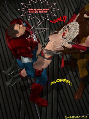 Pervs Psychopaths- Dark Avengers free Porn Comic sex 22