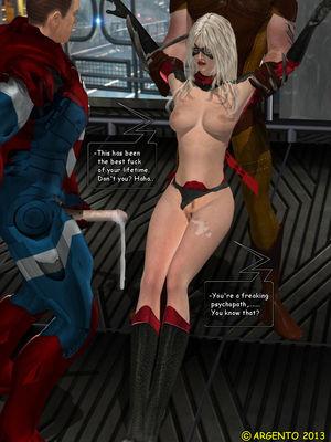 Pervs Psychopaths- Dark Avengers free Porn Comic sex 23