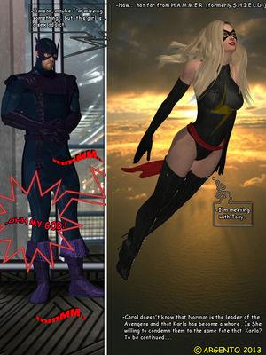 Pervs Psychopaths- Dark Avengers free Porn Comic sex 24