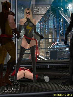 Pervs Psychopaths- Dark Avengers free Porn Comic sex 31