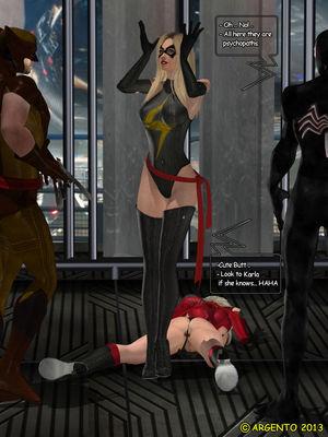 Pervs Psychopaths- Dark Avengers free Porn Comic sex 32