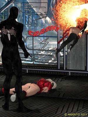 Pervs Psychopaths- Dark Avengers free Porn Comic sex 33