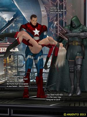 Pervs Psychopaths- Dark Avengers free Porn Comic sex 34