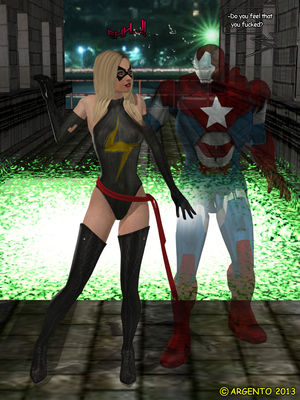 Pervs Psychopaths- Dark Avengers free Porn Comic sex 37