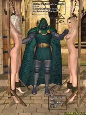 Pervs Psychopaths- Dark Avengers free Porn Comic sex 51
