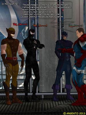 Pervs Psychopaths- Dark Avengers free Porn Comic sex 57