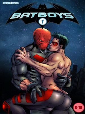 Porn Comics - Phausto- Batboys free Porn Comic