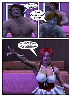 3D Porn Comics Philo Hunter- Champion Girl Vs Mary-Annette Porn Comic 19