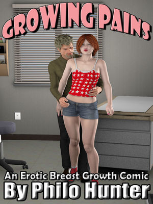 Porn Comics - 3D : Philo Hunter- Growing Pains Porn Comic