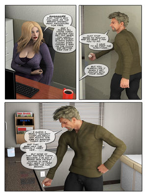 3D Porn Comics Philo Hunter- Growing Pains Porn Comic 03