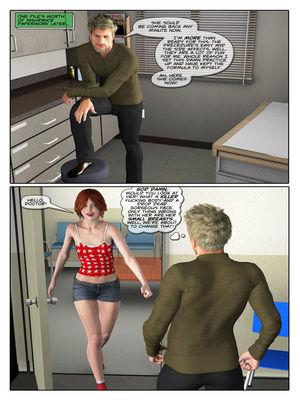 3D Porn Comics Philo Hunter- Growing Pains Porn Comic 06