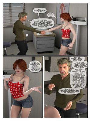 3D Porn Comics Philo Hunter- Growing Pains Porn Comic 07