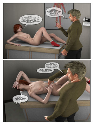3D Porn Comics Philo Hunter- Growing Pains Porn Comic 09