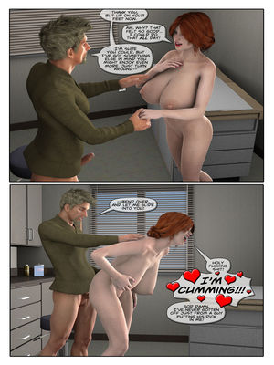 3D Porn Comics Philo Hunter- Growing Pains Porn Comic 20