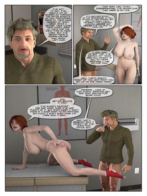 3D Porn Comics Philo Hunter- Growing Pains Porn Comic 23