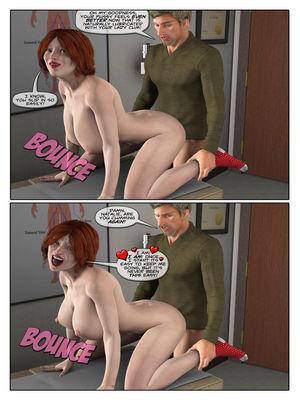 3D Porn Comics Philo Hunter- Growing Pains Porn Comic 24