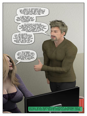 3D : Philo Hunter- Growing Pains Porn Comic