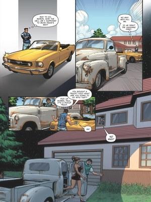 Adult Comics Pickup Truck- Mind Control Porn Comic 02