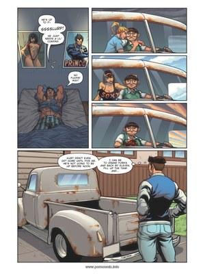 Adult Comics Pickup Truck- Mind Control Porn Comic 03