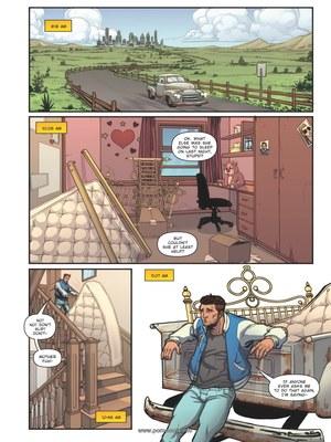 Adult Comics Pickup Truck- Mind Control Porn Comic 04