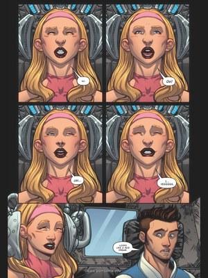 Adult Comics Pickup Truck- Mind Control Porn Comic 07