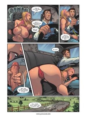 Adult Comics Pickup Truck- Mind Control Porn Comic 11
