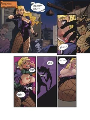 Porn Comics - Pieexpress- Black Canary: Ravished Prey free Porn Comic