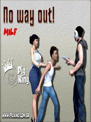 Porn Comics - Pig King- No Way Out free Porn Comic