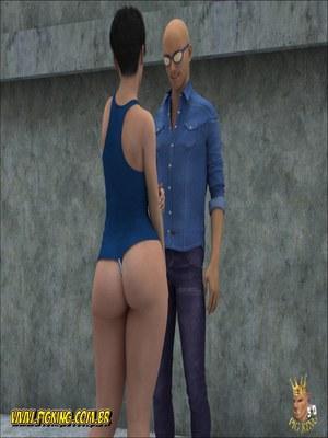 3D Porn Comics Pigking 2017- Short Stories Porn Comic 20