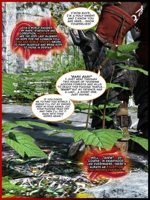3D Porn Comics Pinkparticles- Helena Reinthol's Adventures Porn Comic 03