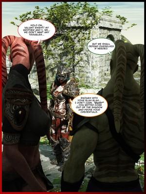 3D Porn Comics Pinkparticles- Helena Reinthol's Adventures Porn Comic 04