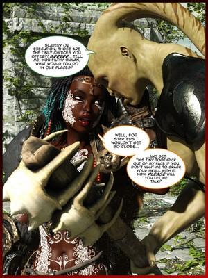 3D Porn Comics Pinkparticles- Helena Reinthol's Adventures Porn Comic 08