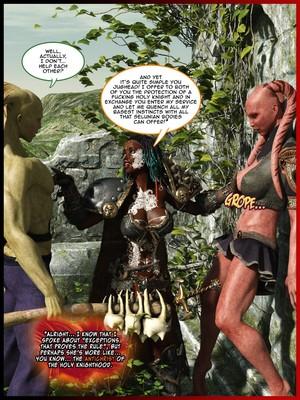 3D Porn Comics Pinkparticles- Helena Reinthol's Adventures Porn Comic 10