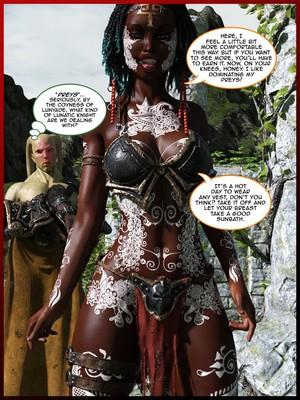 3D Porn Comics Pinkparticles- Helena Reinthol's Adventures Porn Comic 15