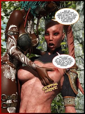 3D Porn Comics Pinkparticles- Helena Reinthol's Adventures Porn Comic 17