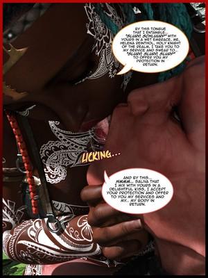 3D Porn Comics Pinkparticles- Helena Reinthol's Adventures Porn Comic 20