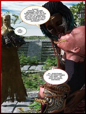 3D Porn Comics Pinkparticles- Helena Reinthol's Adventures Porn Comic 21