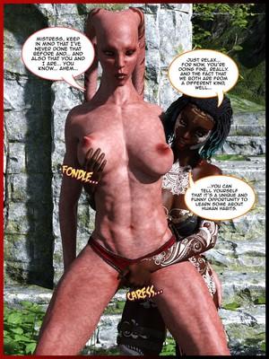 3D Porn Comics Pinkparticles- Helena Reinthol's Adventures Porn Comic 23