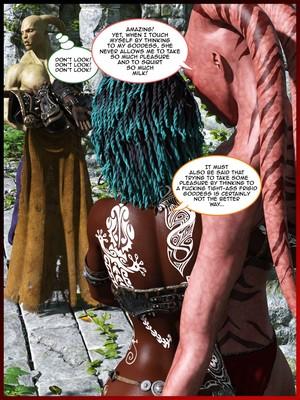 3D Porn Comics Pinkparticles- Helena Reinthol's Adventures Porn Comic 29