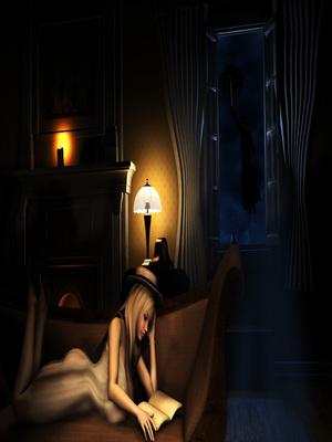 Porn Comics - 3D : Pixelme – Mary Poppins Porn Comic